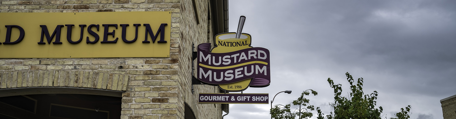The Mustard Museum in Middleton, Wisconsin.