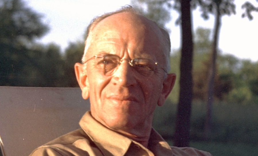 Aldo Leopold is the author of A Sand County Almanac.