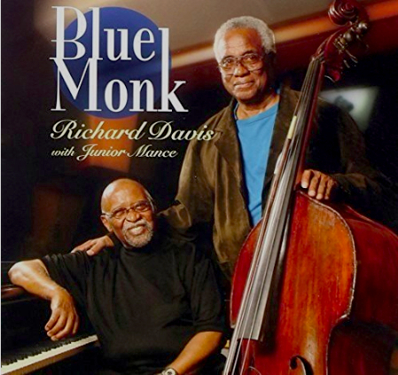 Richard Davis with Junior Mance  on Blue Monk.