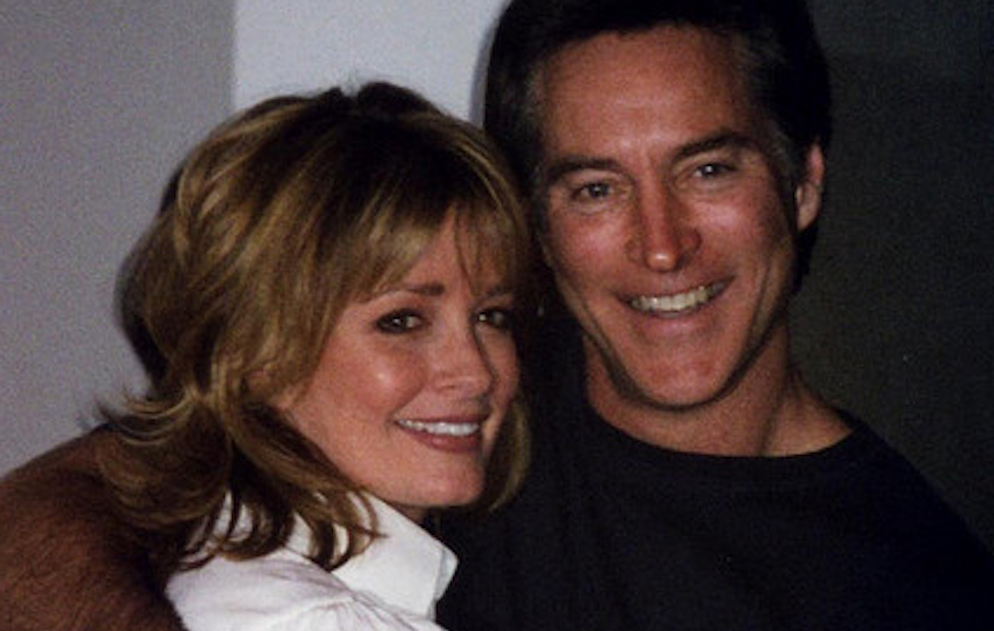 Deidre Hall and Drake Hogestyn from Days of Our Lives.