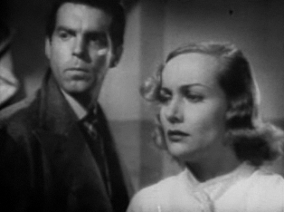 Fred MacMurray and Carole Lombard in Swing High Swing Low.