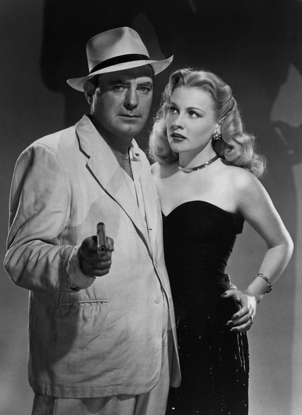 Pat O'Brien and Anne Jeffreys in Riffraff (1947).