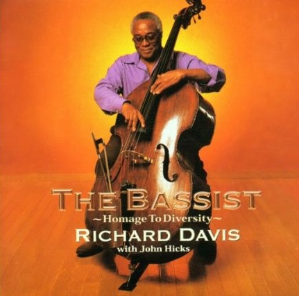 Richard Davis The Bassist.