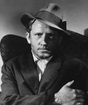 Spencer Tracy in the 1936 movie Fury, his first major hit.